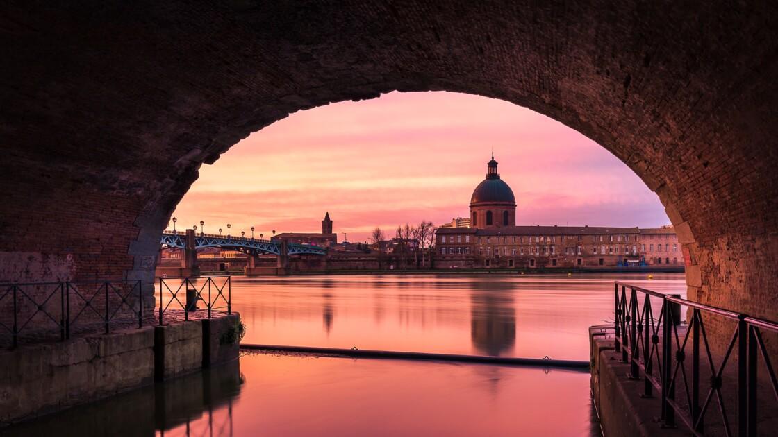 Roses et arcenciel - Location gîte de charme Toulouse - Mauzac